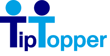 TipTopper logo